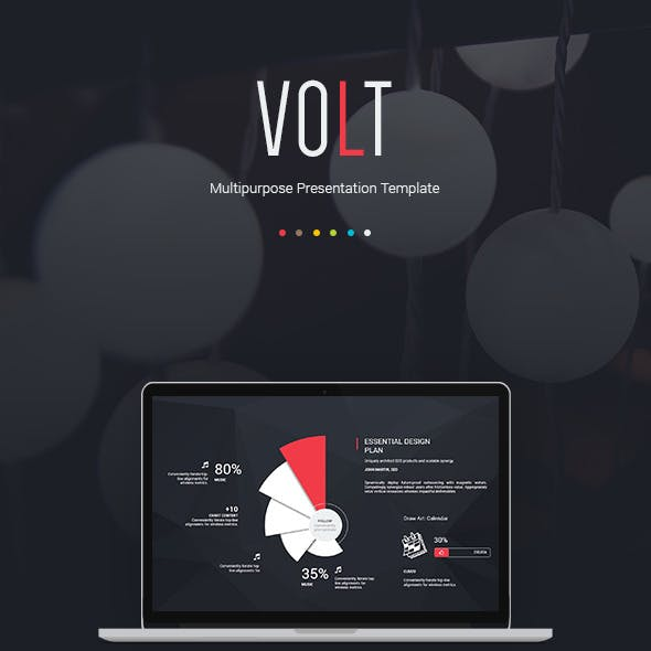 Volt - Creativity Template