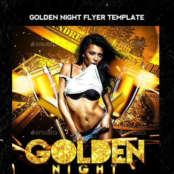Golden Night Flyer