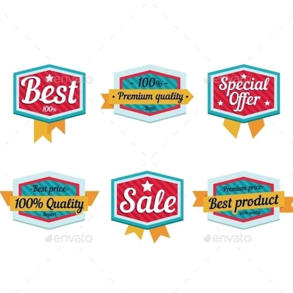 Sale Emblems