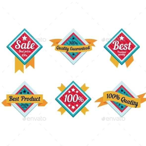 Emblem Sale Labels