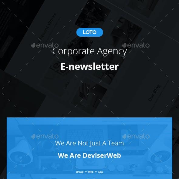 LOTO Corporate E-newsletter