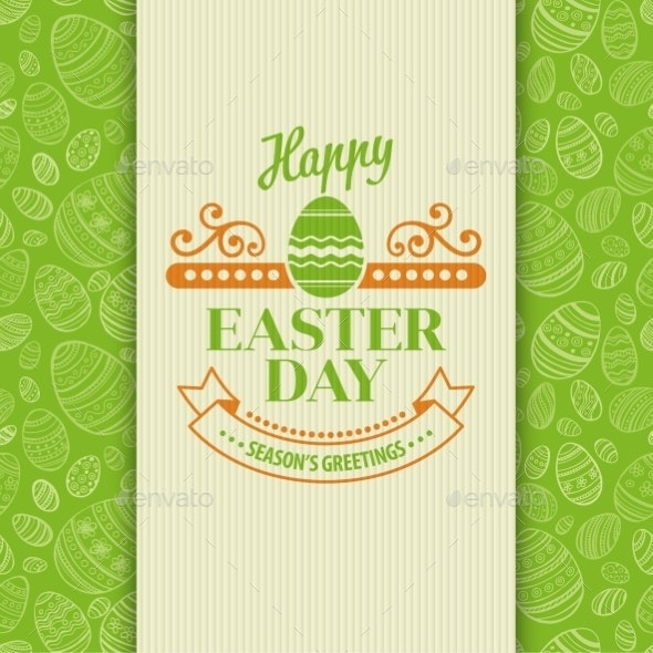 Easter Greeting Card - Miscellaneous Seasons/Holidays