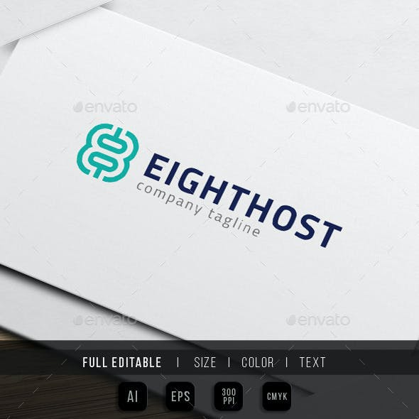 Eight Theme - 8 Number Hosting