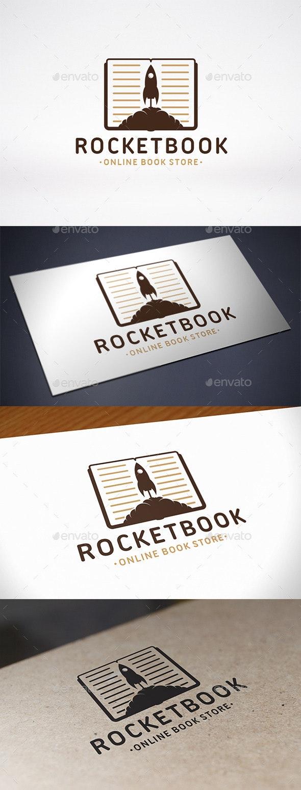 Rocket Book Logo Template - Objects Logo Templates
