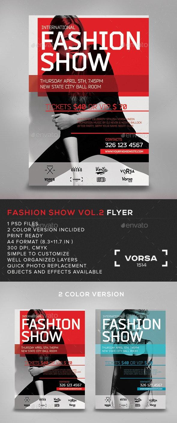 Fashion Show vol.2  - Miscellaneous Events