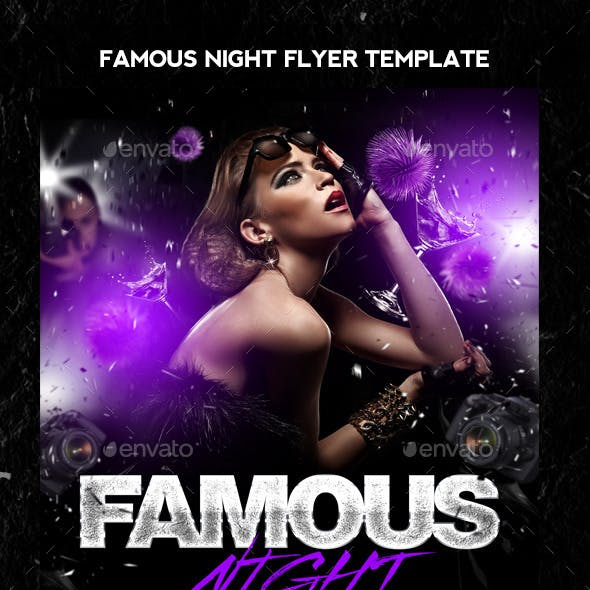 Famous Night Flyer