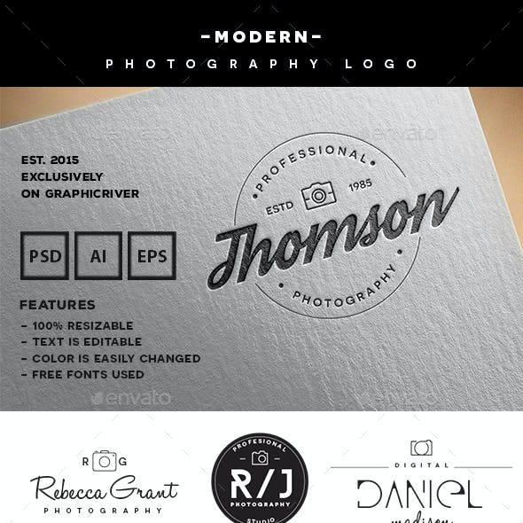 Modern Photography Logo