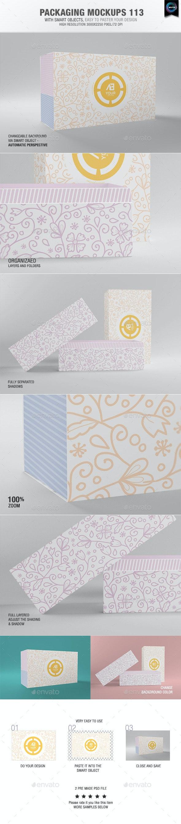 Packaging Mock-ups 113 - Packaging Product Mock-Ups