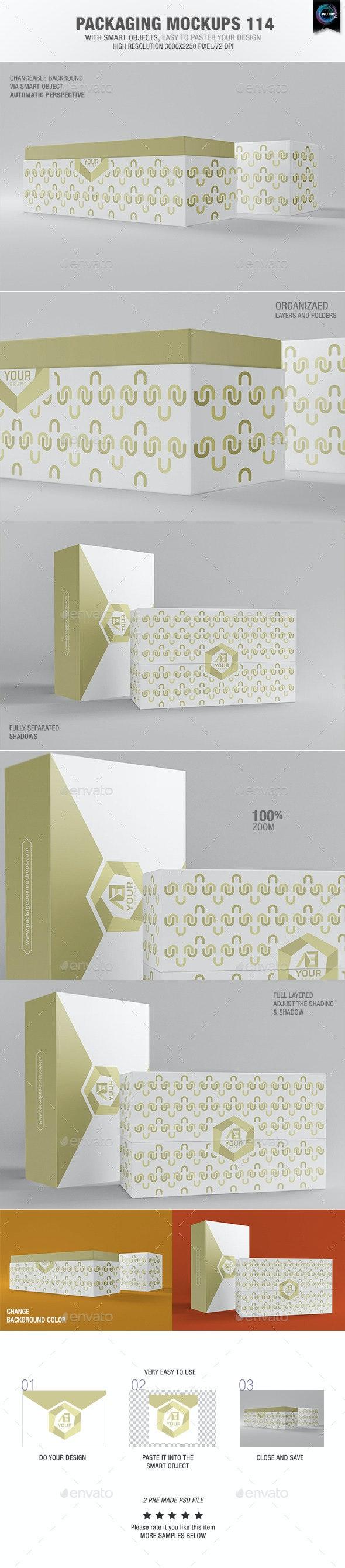 Packaging Mock-ups 114 - Packaging Product Mock-Ups