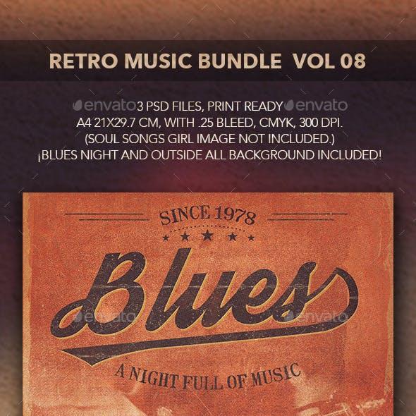Retro Music Bundle Vol 08
