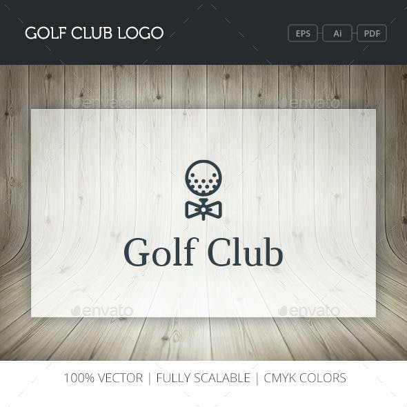 Golf Club Logo