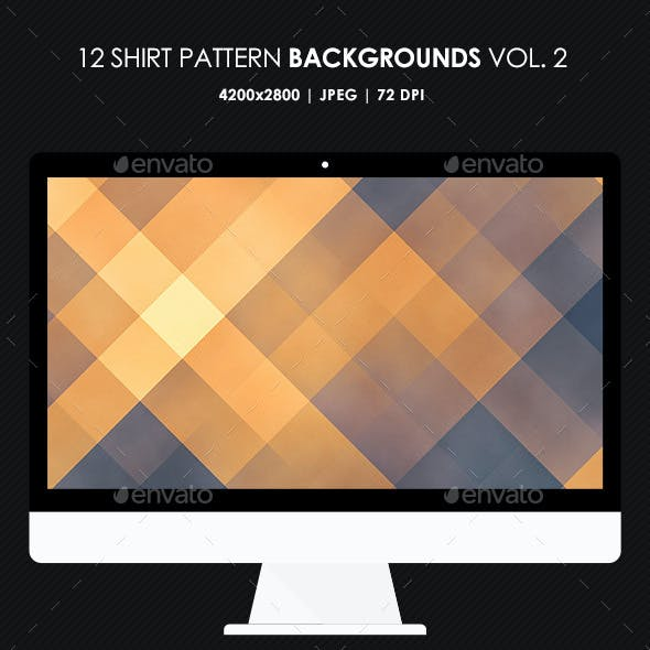 Shirt Pattern Backgrounds