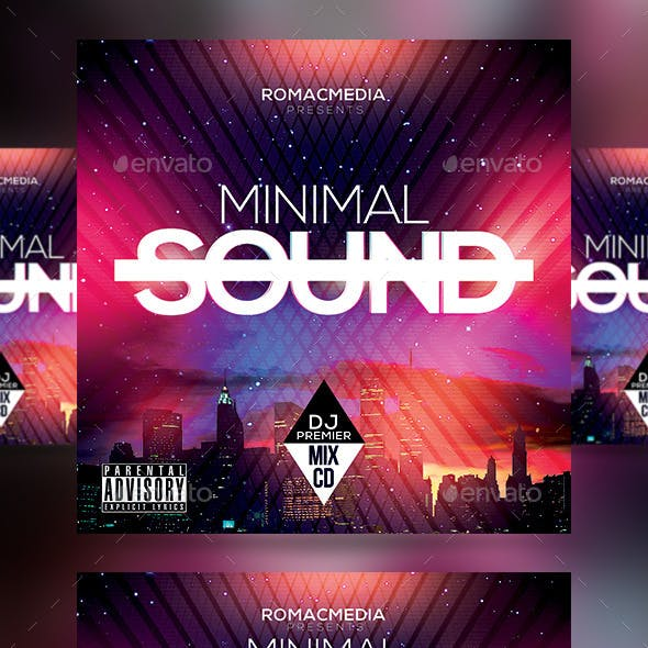 Minimal Sound CD Cover