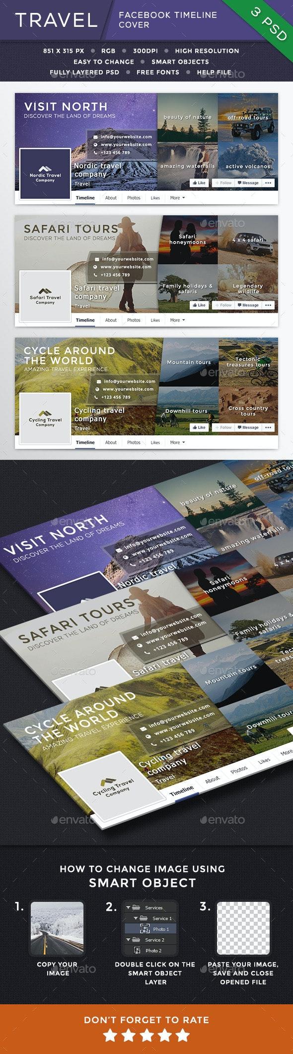 Travel Facebook Timeline Cover - Facebook Timeline Covers Social Media