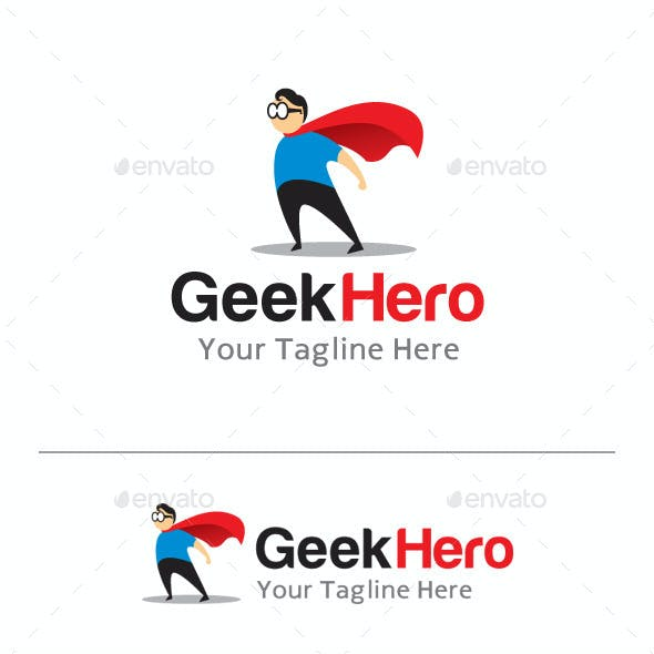 Geek Hero Logo