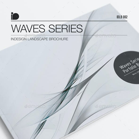 Landscape Brochure • Waves Series