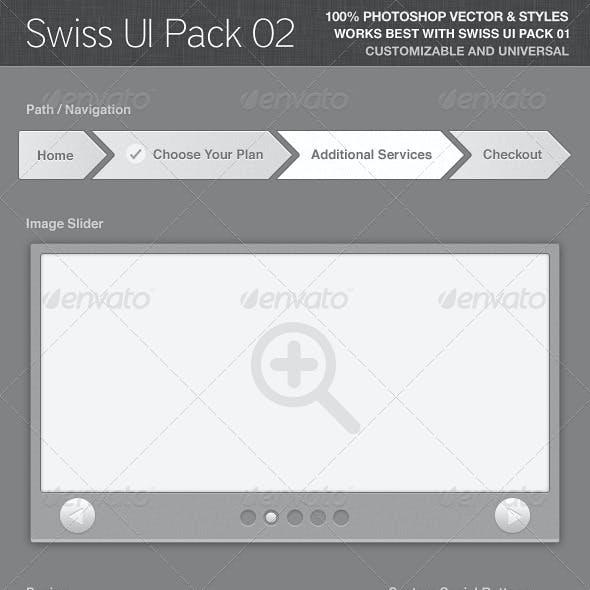 Swiss UI Pack 02