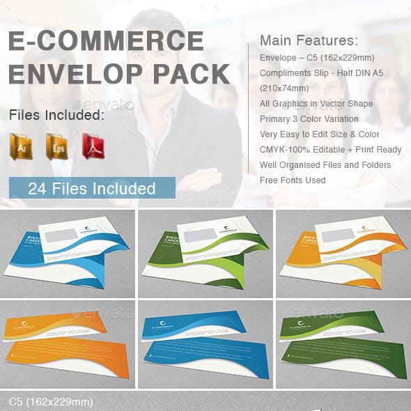 E-Commerce Envelop Pack
