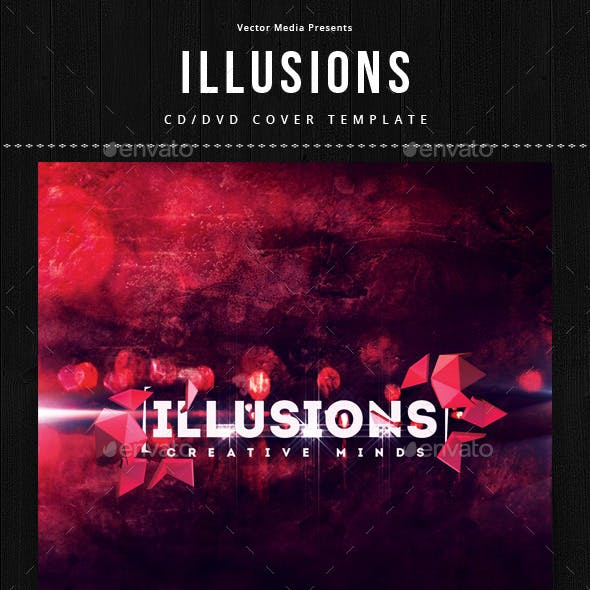 Illusions - Cd Cover