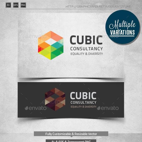 Corporate Logo - Cubic