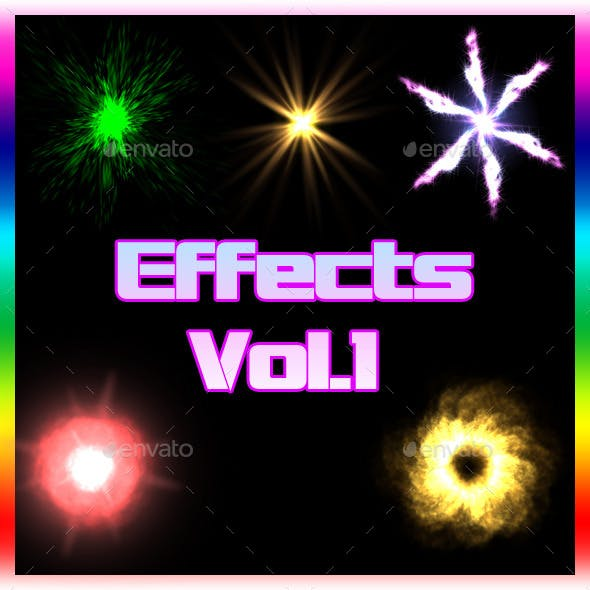 Effects Vol.1