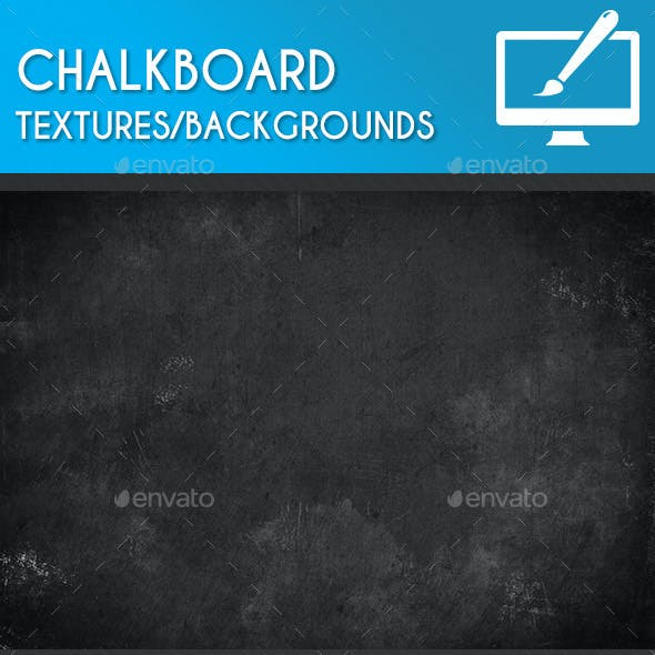 Chalkboard Textures/Backgrounds
