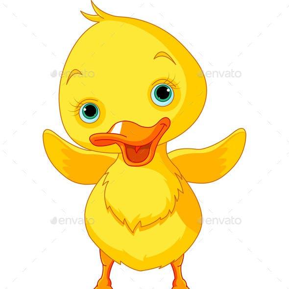 Happy Duckling