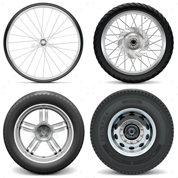 Tires for Bicycle and Vehicles