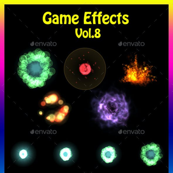Game Effects Vol.8