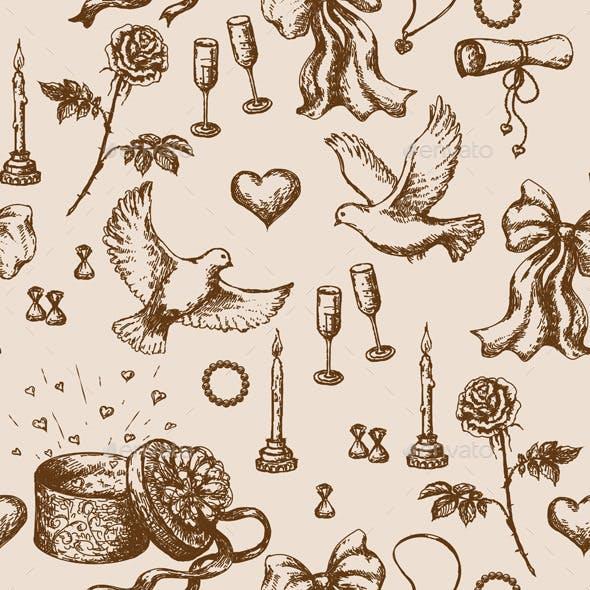 Valentine Day Pattern