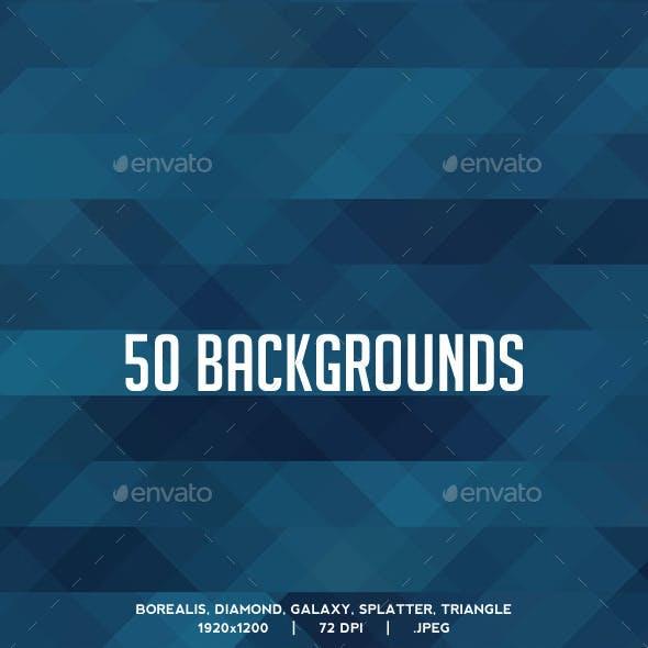 50 Backgrounds