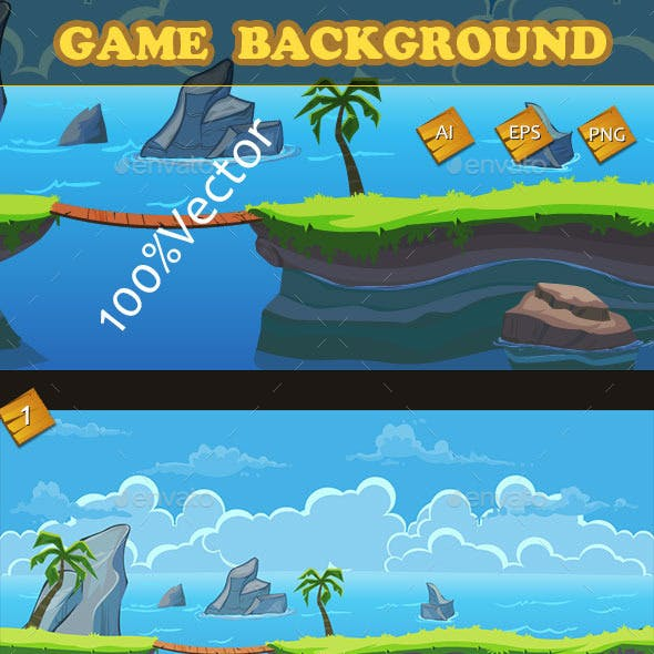 7 game backgrounds