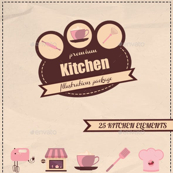 25 Kitchen elements
