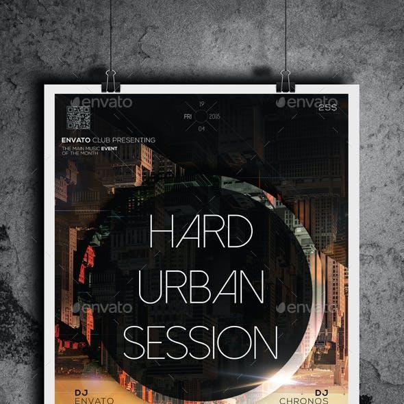 Hard Urban Session