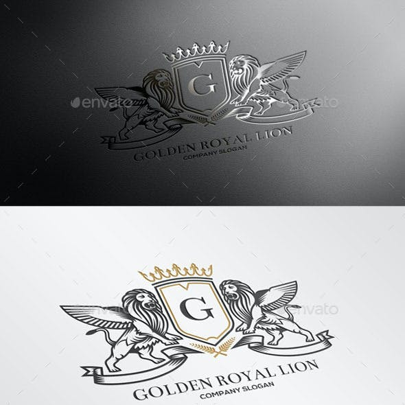 Golden Royal Lion Vol.4