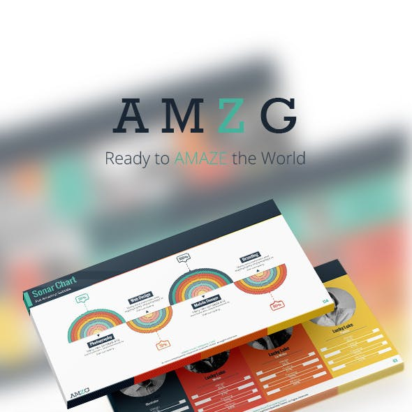 AMZG Keynote - Ready to AMAZE The World