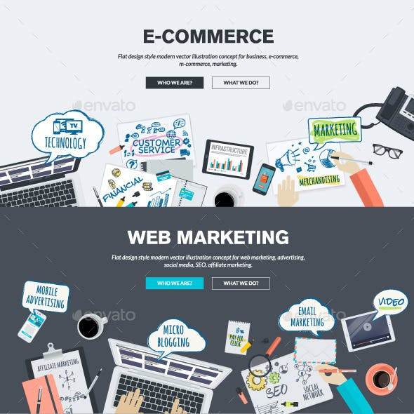 Concepts for E-Commerce and Web Marketing