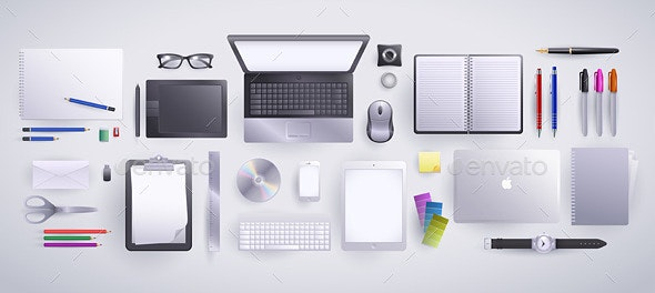 Graphic Designer and Copywriter - Concepts Business
