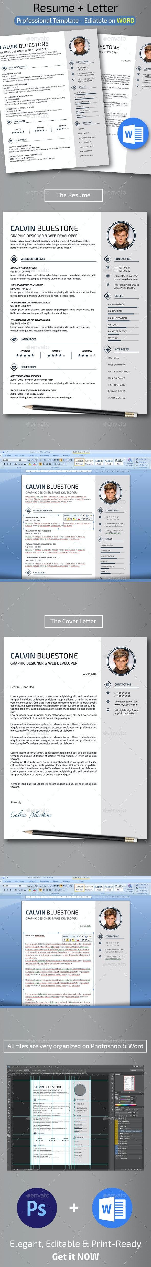 CV - Resumes Stationery