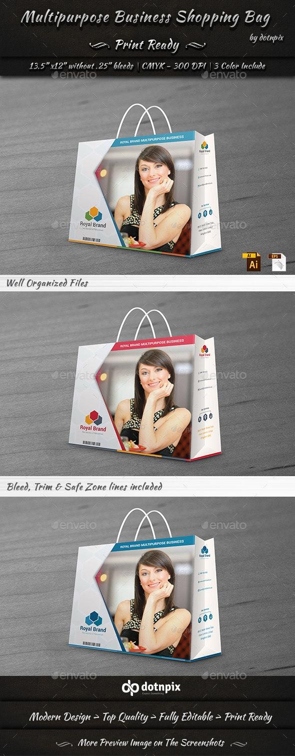 Multipurpose Business Shopping Bag