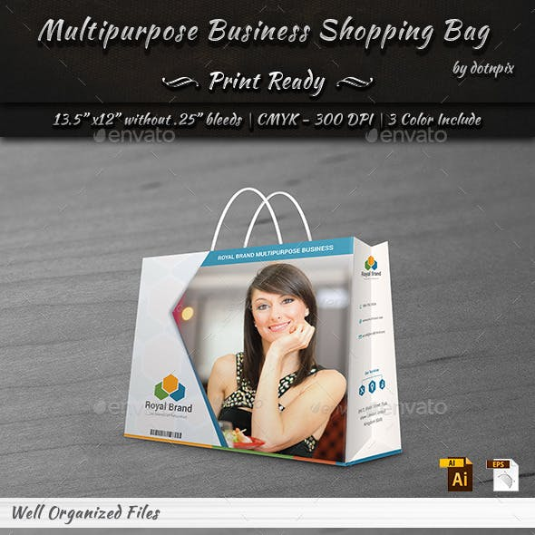 Multipurpose Business Shopping Bag