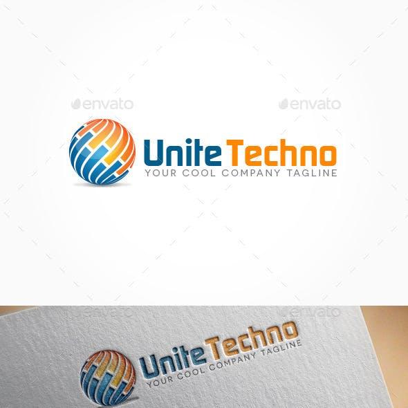Unite Techno Logo