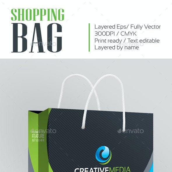 CREATIVE MEDIA Shopping Bag