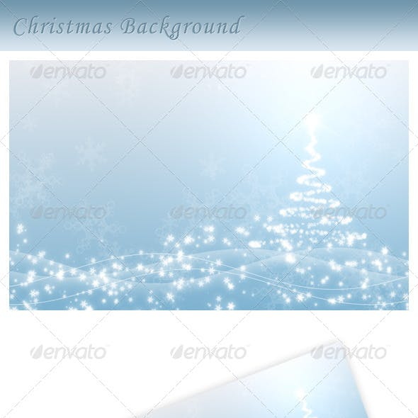 Winter / Christmas Background