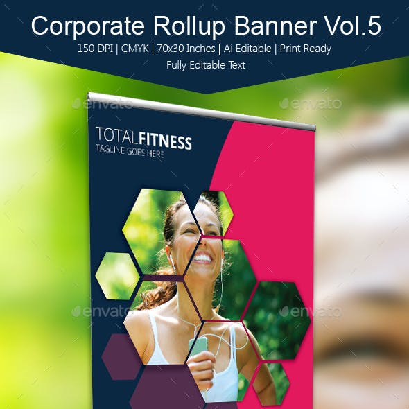 Corporate Rollup Banner Vol5