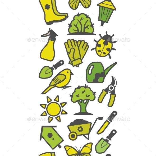 Garden Tool Pattern