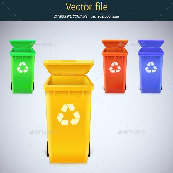 Ecological Trashcan
