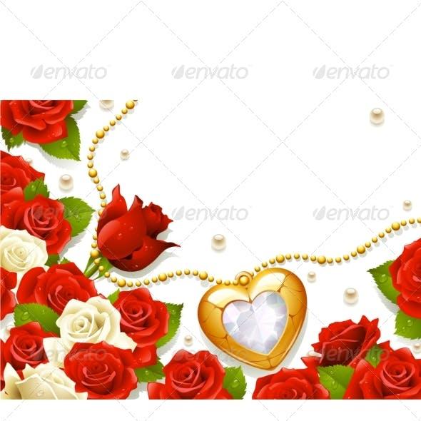 Valentine's Day greeting card 02.