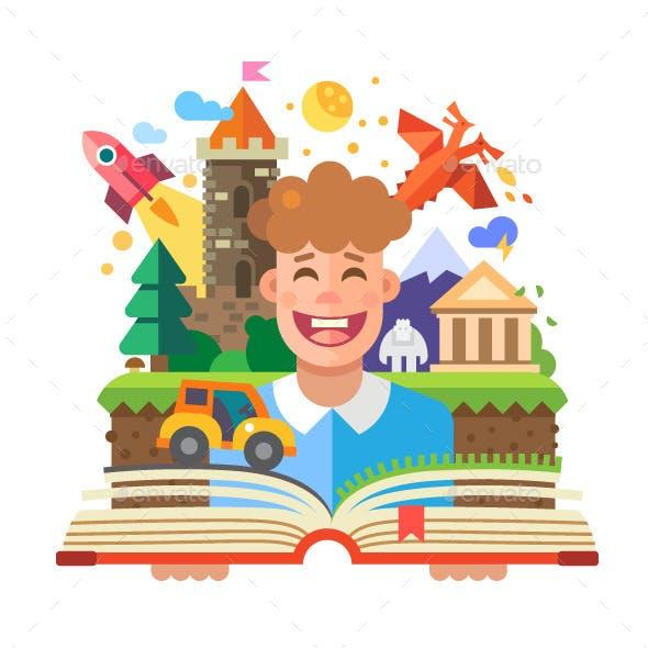 Imagination Book