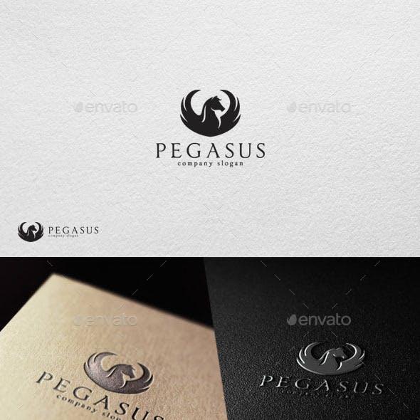 Pegasus V2 Logo